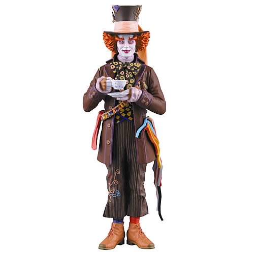 Mad Hatter Medicom Figure
