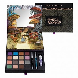 Urban Decay Alice In Wonderland Makeup Palette