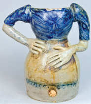 Taunton Stoneware Figure