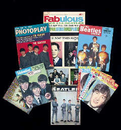 Beatles Magazines and Publications