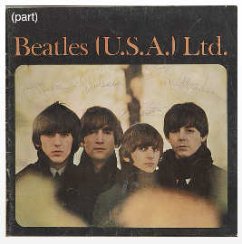 Beatles US Program