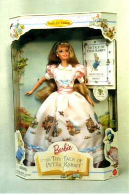 Beatrix Potter Barbie