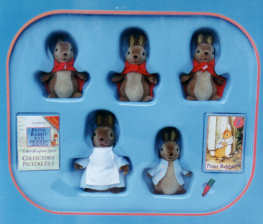 Vivid Imagination Beatrix Potter Set