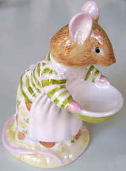 Royal Doulton Mrs Toadflax