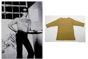Buddy Holly Stage Shirt