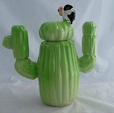 Sunshine Ceramics Paul Cardew Cactus
