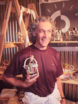 Image result for paul cardew teapots