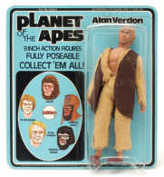 Mego Alan Verdon Planet of the Apes