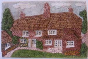 David Winter Keston Cottage