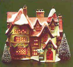 Dept 56 Santa's Workshop