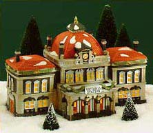 Dept 56 Victoria Station