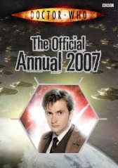 Dr Who Annual