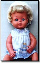 Tiny Tears Vinyl Palitoy