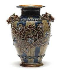 George Tinworth Vase