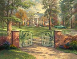 Thomas Kinkade Graceland