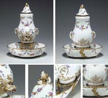 Christies The Madame de Pompadour fontaine