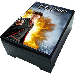 Harry Potter and the Half-Blood Prince Poster Art Music Box