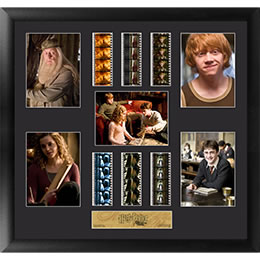 Harry Potter and the Half-Blood Prince: Montage Framed Film Cells