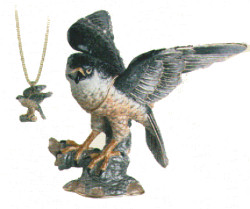 Peregrine Falcon Members Piece