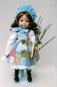 Ashton Drake Holy Hobbie doll
