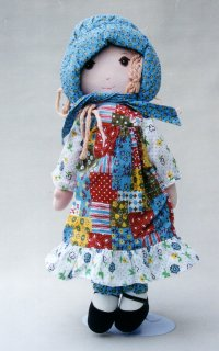 1975 Knickerbocker Holly Hobbie doll