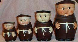 Goebel Friar Tucks