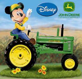 John Deere Disney Tractor