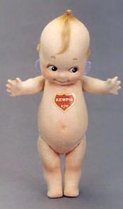 R John Wright Klassic Kewpie Doll