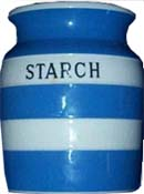 Cornish Ware Storage Jars
