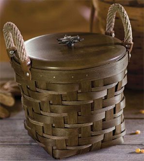Longaberger Basket - Collectors Club Dave Longaberger Heritage Series™ Basket