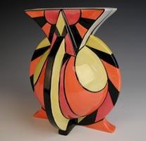 Lorna Bailey Orb Vase