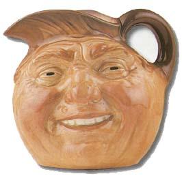 toby jugs character jugs