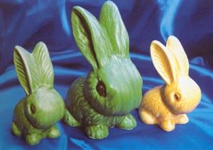 Sylvac Bunny Models