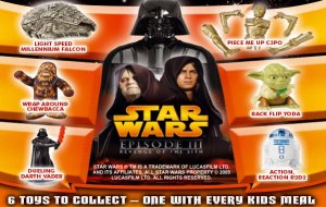 Star Wars - Burger King