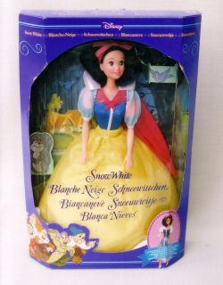 Snow White Mattel