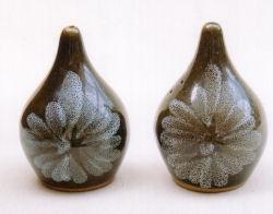 Lotus Pottery Cruet