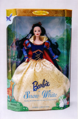 Snow White Barbie