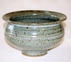 Lotus Pottery Vase
