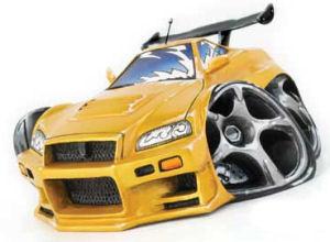 Speed Freaks GTRRRR