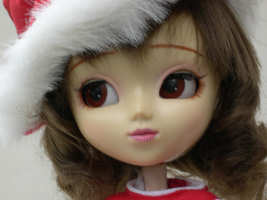 Christmas Pullip Doll