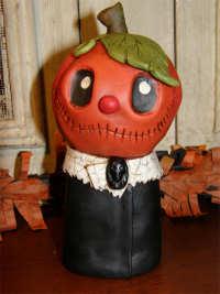 Sweet Pumpkin Ghoul