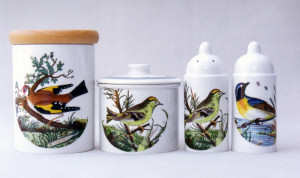 1980s Portmeirion British Birds