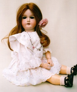 Armand Marseille 390 Doll