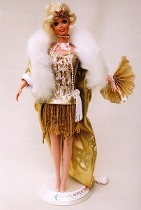 Barbie Flapper