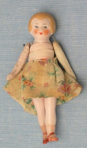 1920s Bisque Doll