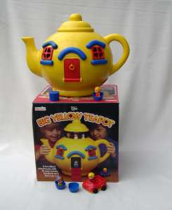 My Big Yellow Teapot