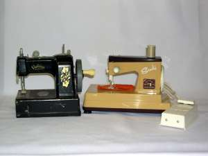 Vulcan & Sindy Sewing Machines