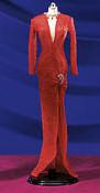 Marilyn Monroe™ - Red Evening Gown-Gentlemen Prefer Blondes