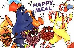 Happy Meal Band