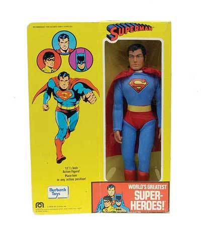 Mego Superman